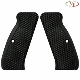 Guancette per CZ75 Palm Swell Diamond Backs Black - VZ GRIPS