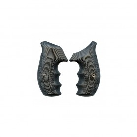 Guancette per S&W N-FRAME Tactical Diamond Black Gray - VZ GRIPS