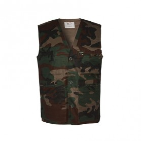 GILET WOODLAND Art 9362 - UDB