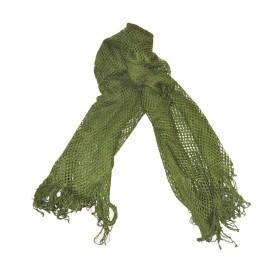 Sciarpa a rete colore Verde - UDB