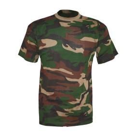 T-shirt 100% cotone Woodland - UDB