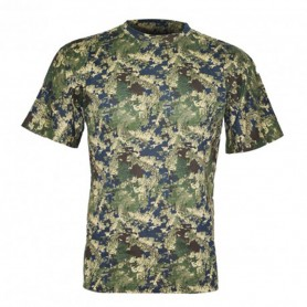 T-shirt 100% cotone Vegetato - UDB