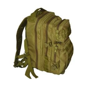 Zaino tattico con predisposizione per borsa idratante colore Verde - UDB