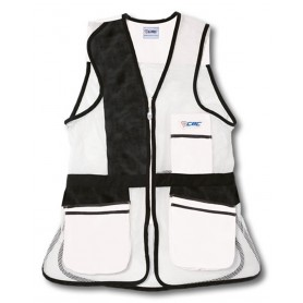 Gilet in rete sporting HI-TECH con spalla in gel assorbente - CBC