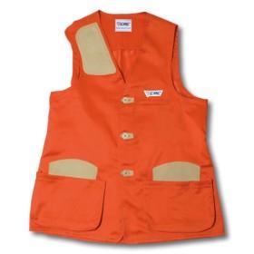 Gilet direttore di tiro nazionale colore Arancio - CBC