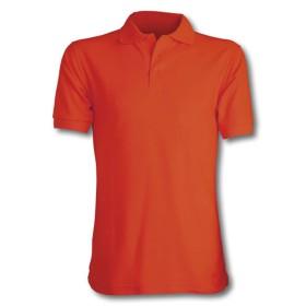 Polo manica corta colore Rosso - UDB