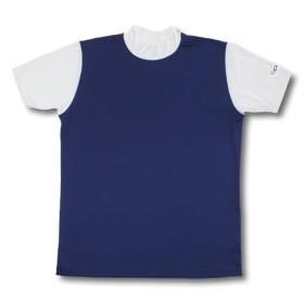 T-Shirt in polipropilene colore blu-bianco - CBC