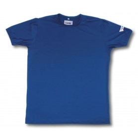 T-Shirt Tactel colore blu - CBC