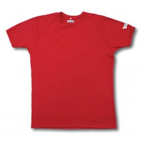 T-Shirt Tactel colore rosso - CBC