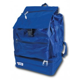 Zainetto portacartucce colore azzurro - CBC