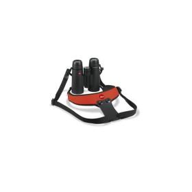 Bretella Sport arancione per binocolo - LEICA