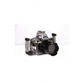 Custodia Sub per Nikon D 5200 ottica standard 18-55 - GIO-SIM