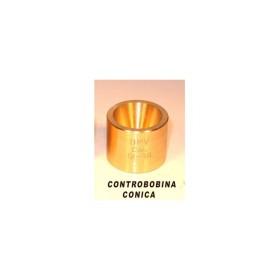 Controbobina ottone conica adatta orlatur1a - OMV