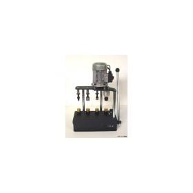Pressa Mito base 4 stazioni con bobine per un calibro - OMV