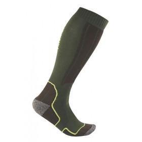 Calza Lunga Coolmax Cordura Verde - RED DOCK