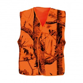 Gilet Da Braccata Ghost Camo - PERCUSSION