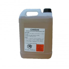 Canisan concentrato sanificante battericida - SAG NATURE