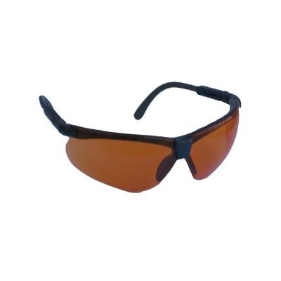 Occhiali di sicurezza lenti colore giallo - SAG NATURE