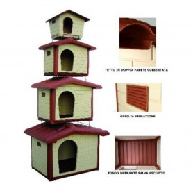 Cuccia per cane kennels classic mini - SAG NATURE