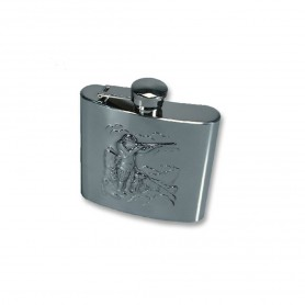 Fiaschetta tascabile rilievo caccia - SAG NATURE