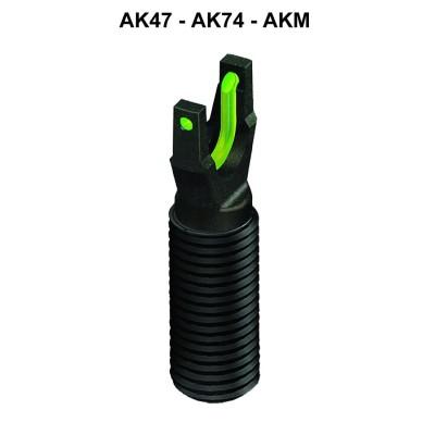 Mirino intercambiabile per ak47-ak74-akm - SAG NATURE