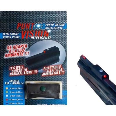 Punto vision - Mirino rosso per bindelle da 7 mm - SAG NATURE
