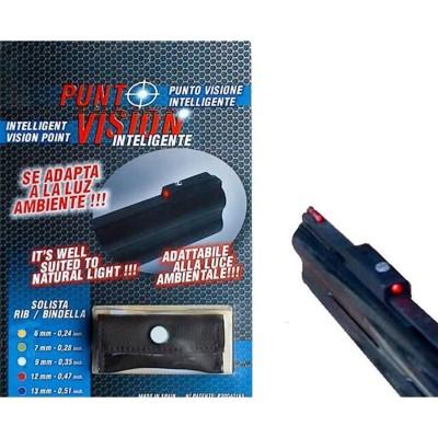 Punto vision - Mirino rosso per bindelle da 9 mm - SAG NATURE