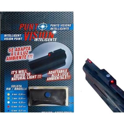 Punto vision - Mirino rosso per bindelle da 13 mm - SAG NATURE