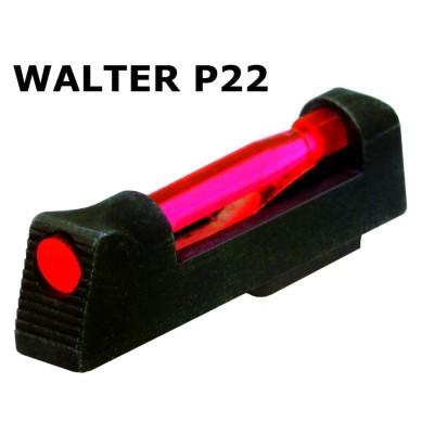 Set mirini intercambiabili rosso e verde per walter p22 - SAG NATURE
