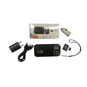 Riproduttore digitale tascabile hi-rice con 34 canti su micro sd - SAG NATURE