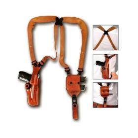Fondina masc holster ascellare - SAG NATURE