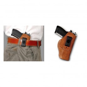 Fondina masc holster inside in cuoio - SAG NATURE