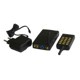 Riproduttore micro LIT24-TR radicomandato con memory 16 canti - MULTISOUND