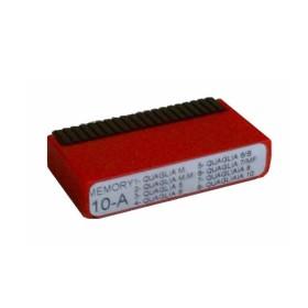 Memoria rossa per 3x8 Pocket RX mix 8 canti a richiesta  - MULTISOUND