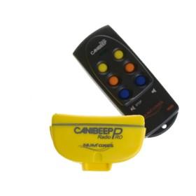 Canibeep Radio Pro - Telecomando+1Collare (fino a 3 collari) - CANICOM