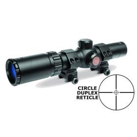 Ottica Tru Brite 30mm 1-4x24 hunting - TRUGLO