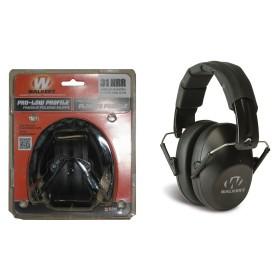 Cuffia nera con profilo basso ed ultraleggera - WALKER'S
