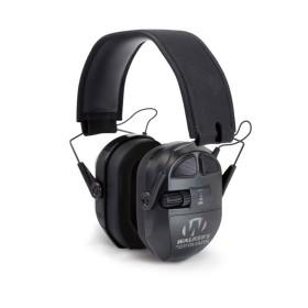 Cuffia professionale elettronica con bluetooth e quattro sistemi microfoni direzionali Hi Gain Omni - WALKER'S