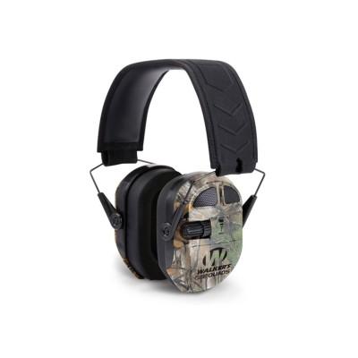 Cuffia professionale elettronica con quattro sistemi microfoni direzionali Hi Gain Omni - WALKER'S