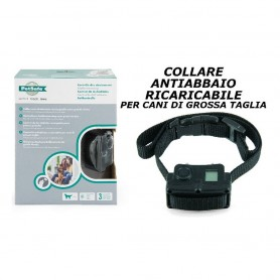 Collare antiabbaio ricaricabile - SAG NATURE