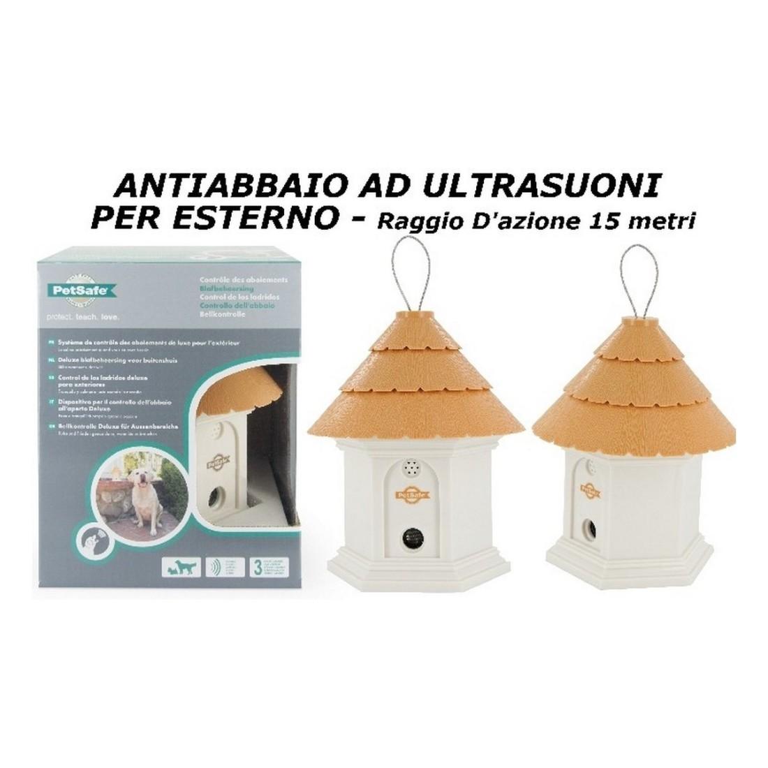 Antiabbaio Ad Acqua.Dispositivo Antiabbaio Ad Ultrasuoni Petsafe Outdoor Market