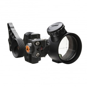 Mirino Covert Pro Gr Led Dot BK - APEX