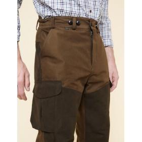 Pantalone I9331 Huntino Olive Ht - AIGLE