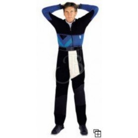 147 Pantalone Tiro Economy - ANSCHUTZ