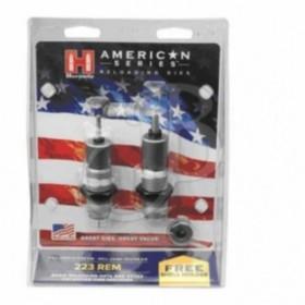 American Die Set 308 WIN - HORNADY