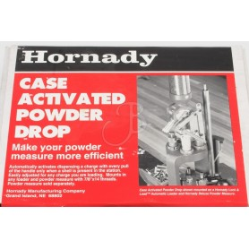 Case Activated Powder Drop - HORNADY