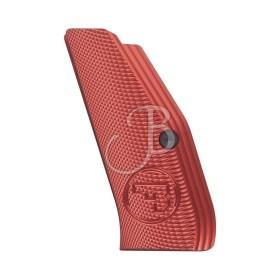 Guance Zigrinate per CZ 75 Sp-01 Colore Rosso - CZ