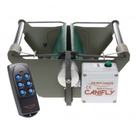 Canifly First Gabbia + Telecomando 200mt - CANICOM