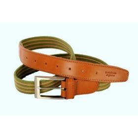 Cintura Pantalone Elastica e Cuoio - SPADONI