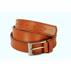 Cintura in Cuoio Marrone mm35 - SPADONI